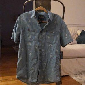 American Rag Button down Short Sleeve